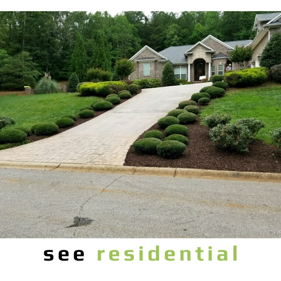 Residential Landscaping And Lawn Care